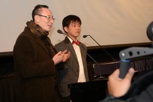 Tenzing Sonam and Tetsuichiro Tsuta