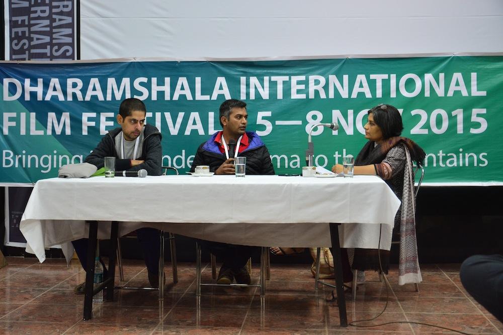 Varun Grover, Neeraj Ghaywan, and Namrata Joshi