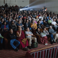 TRIALS AND TRIBULATIONS OF CURATING A FILM FESTIVAL